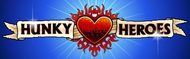 Sneak A Peek Hunky Heroes Online Slots for the Ladies
