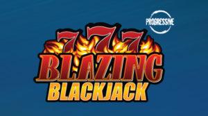 Blazing 777 Progressive Blackjack at Mohegan Sun