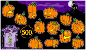 Halloweenies Slot Machine Bonuses