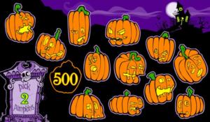 Halloweenies Slot Machine Bonuses