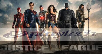 Justice League Online Slot by Playtech