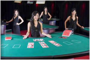 Live Casino Online Blackjack in Canada