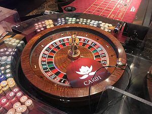 Roulette Gambling game tables at Able Auctions