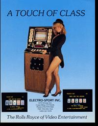 SIRCOMA makes Video Poker History