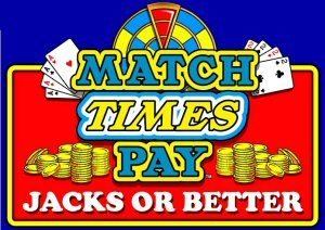 Highest RTP Game from IGT, Match Times Pay Jacks or Better Video Poker