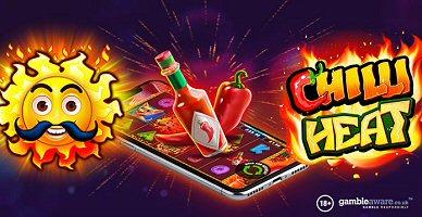 New Mobile Slot Machine Chilli Heat