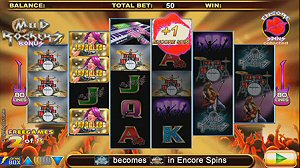 Mild Rockers Mobile Slot