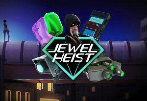 Jewel Heist Slot, Fun Online Slots Game by Magnet Gaming