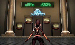 Jewel Heist Slot Super Jackpot
